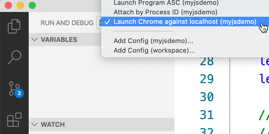Launch Chrome